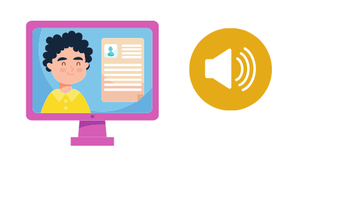 Voice assessment or remote interview process